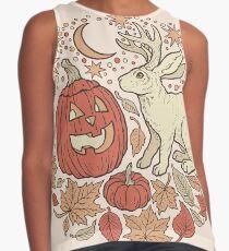 Halloween Friends | Autumn Palette Sleeveless Top