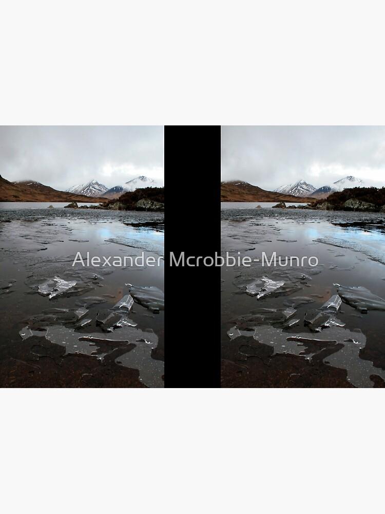 Ice Flow 2 by Alexanderargyll
