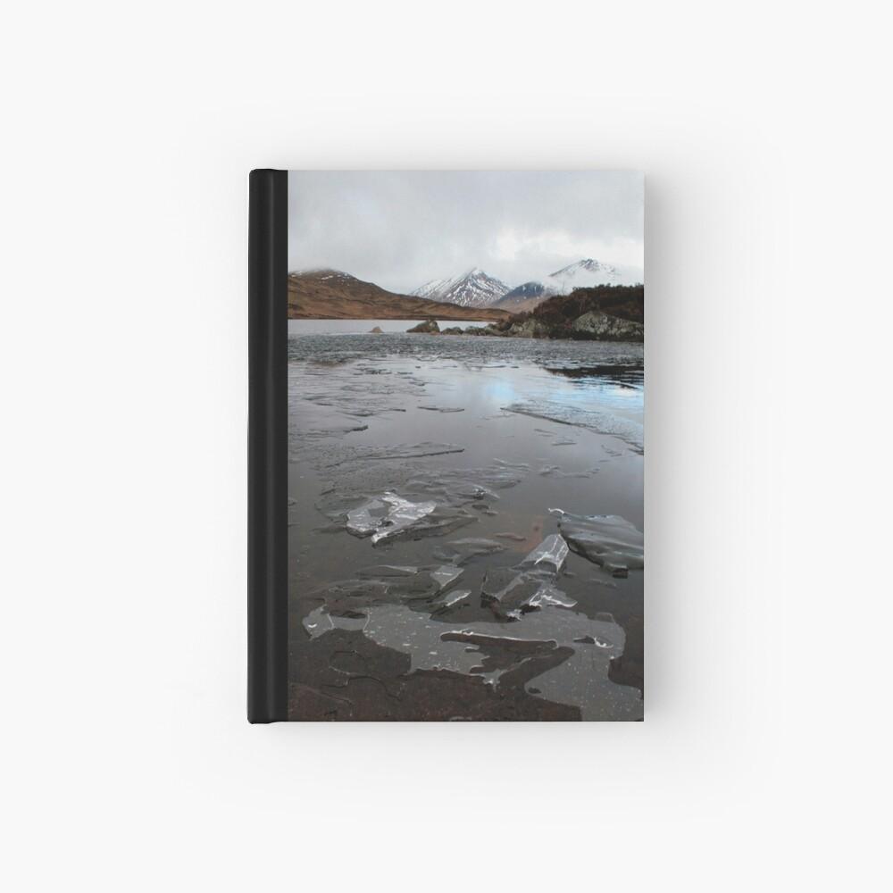 Ice Flow 2 Hardcover Journal
