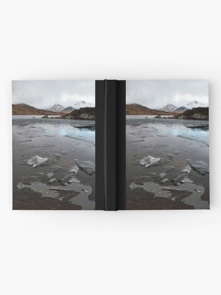 Alternate view of Ice Flow 2 Hardcover Journal