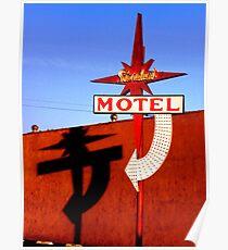 Stardust Motel I Poster