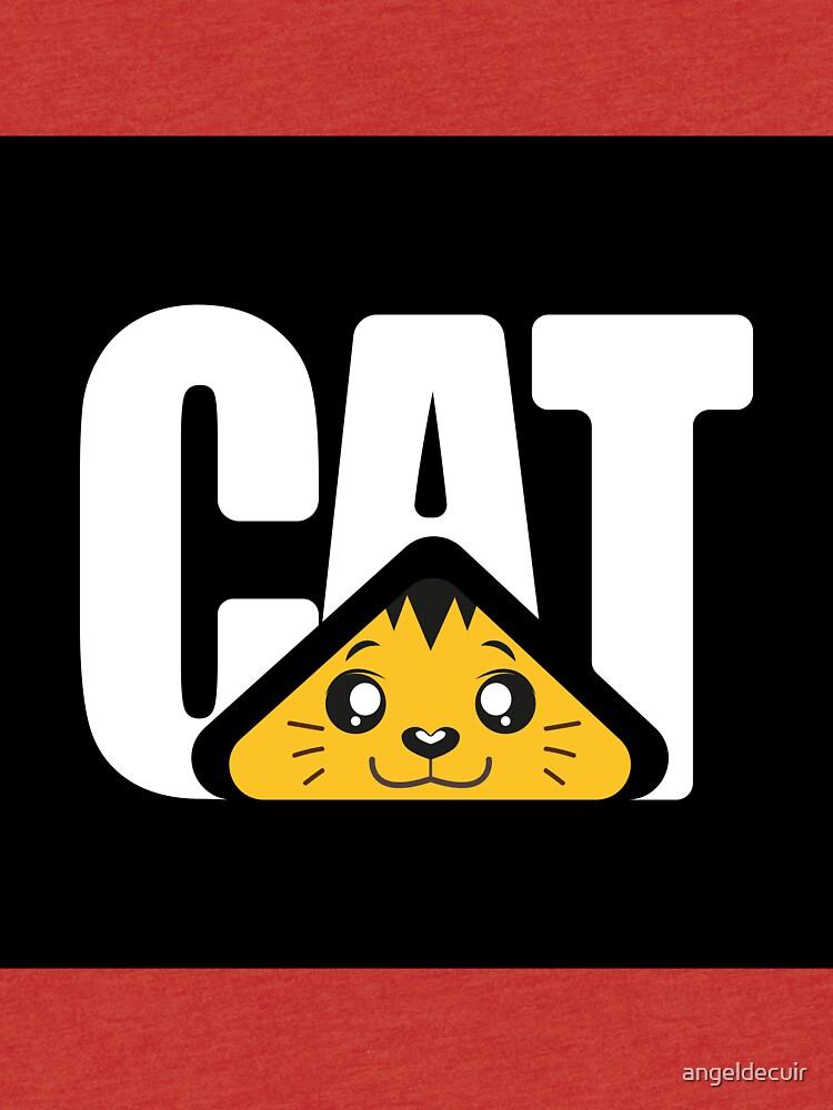 CAT Machine de angeldecuir