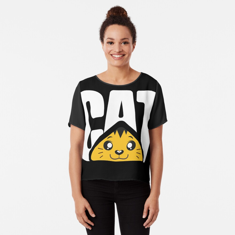 CAT Machine Blusa