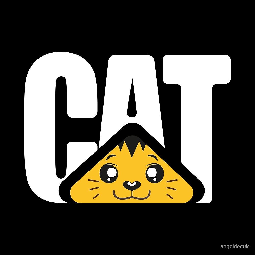 CAT Machine by angeldecuir