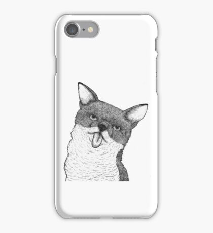 Stick Your Tongue Out iPhone Case/Skin