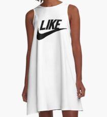 Just Like A-Line Dress