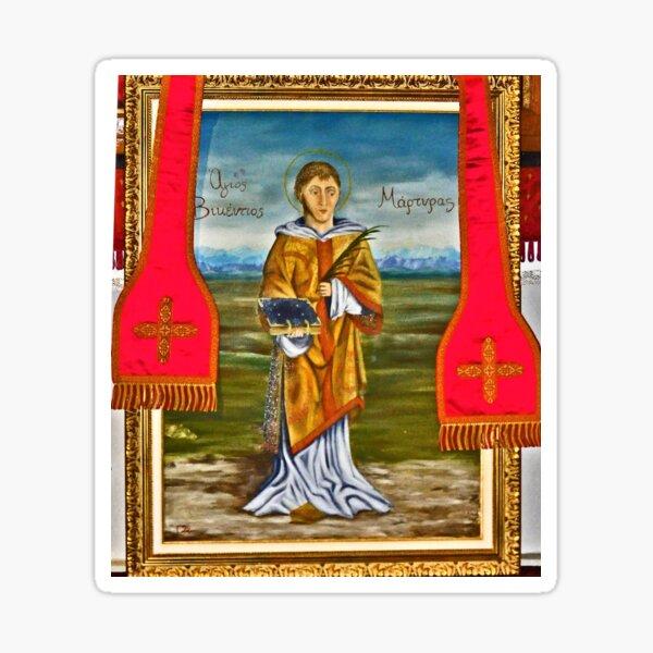 14TH.CENTURY VENETIAN ART-KOTOR Sticker