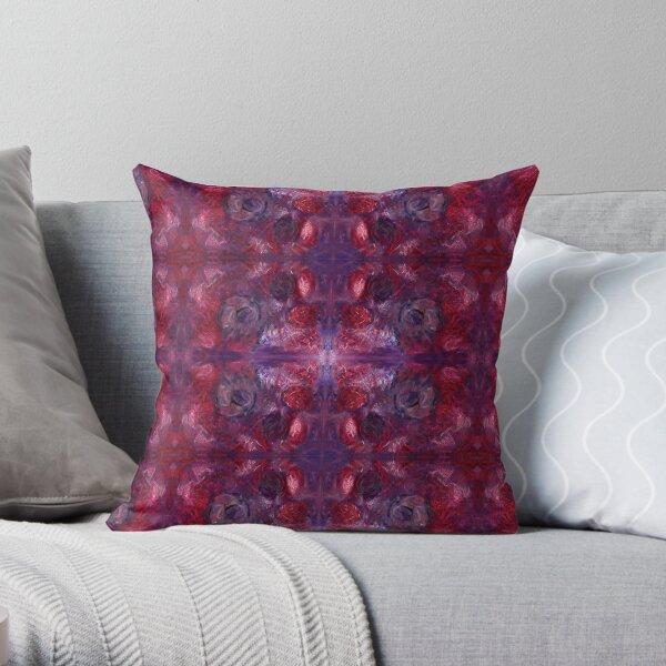 re_o Throw Pillow