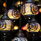 lanterns - night lights 2 by Perggals© - Stacey Turner