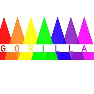 Gorilla by imoulton