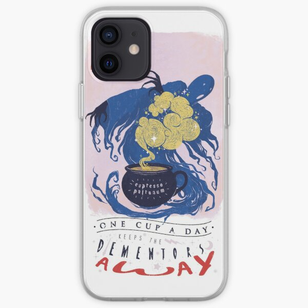 One cup a day iPhone Soft Case