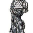 plaster cast anatomy study by natoly