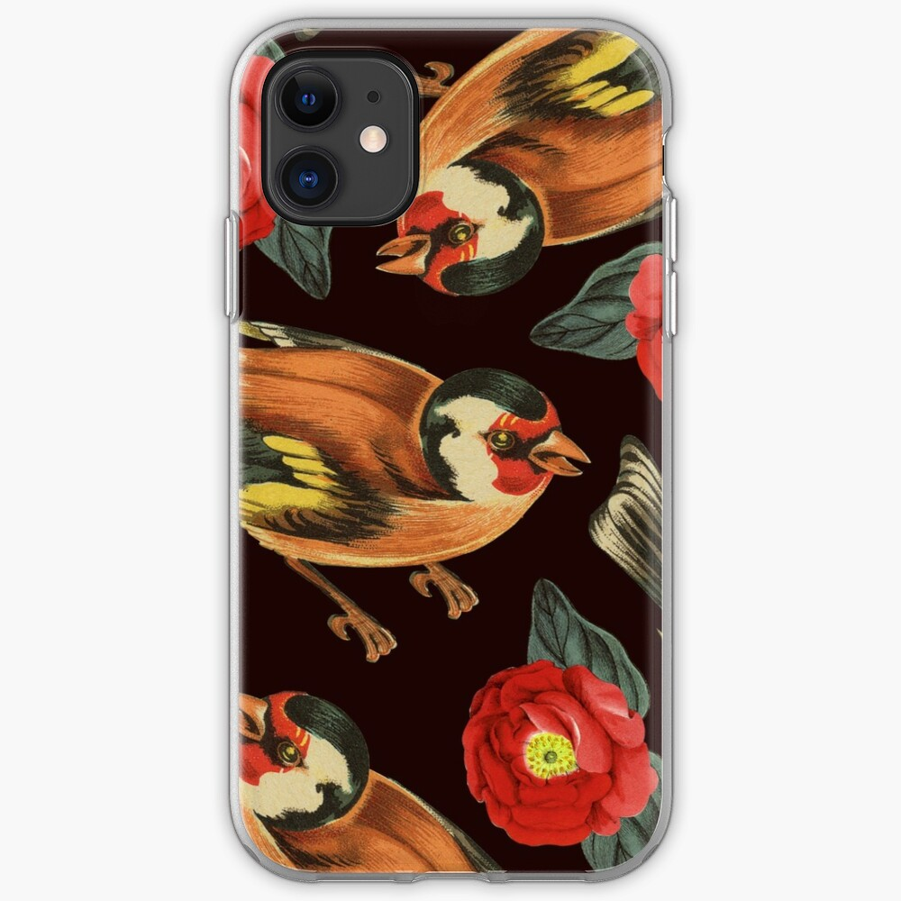 Dicky Bow - Quinn iPhone Soft Case