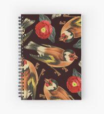 Dicky Bow - Quinn Spiral Notebook