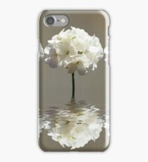 Five geraniums iPhone Case/Skin