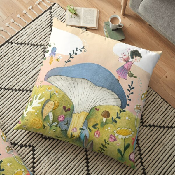 Gardening Floor Pillow
