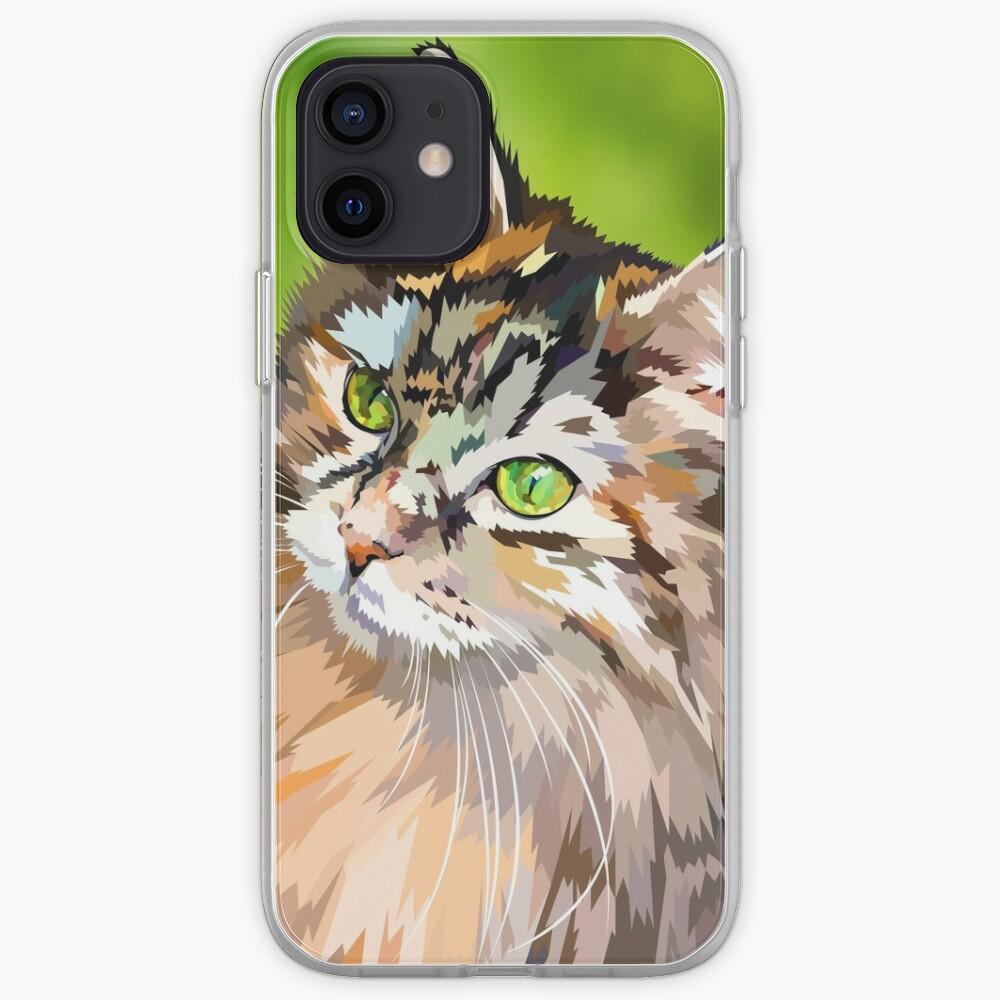 Cute cat iPhone Case & Cover