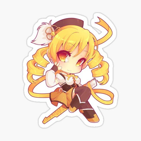 Mami Chibi Sticker