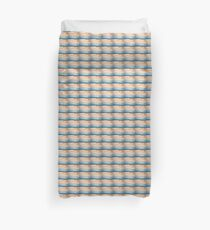 Sunset in Galapagos - Surf Paradise Duvet Cover
