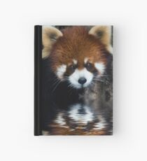 Early Morning Drink Hardcover Journal