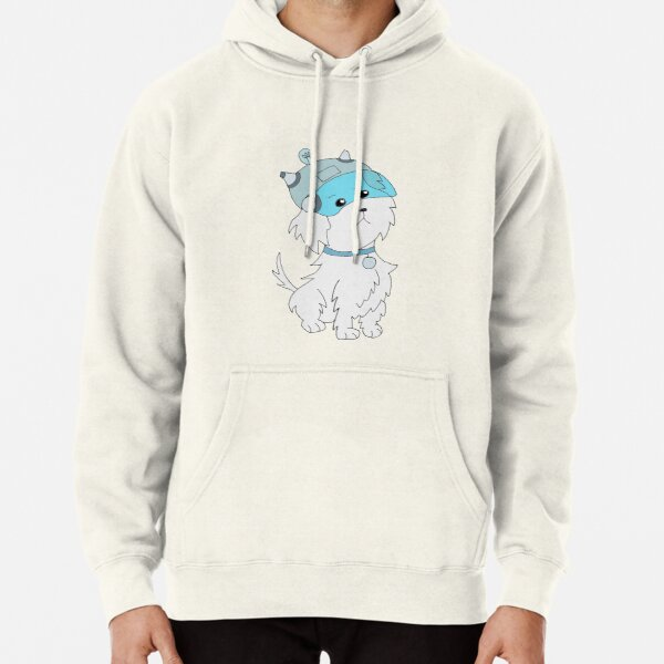 Snuffles needs to be understood: Rick and Morty Fan art Pullover Hoodie