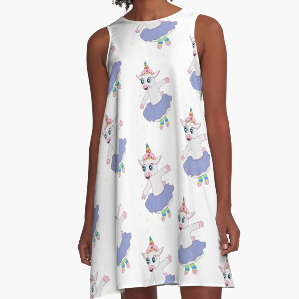 Tinkles from Never Past Bedtime Land, Rick and Morty Fan art A-Line Dress