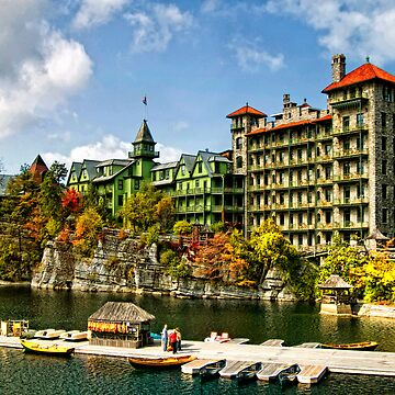 Mohonk Lake by cak464