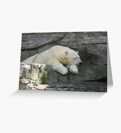 I'm Tired Greeting Card