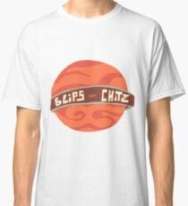 Blips and Chitz Rick and Morty Fan Art Classic T-Shirt