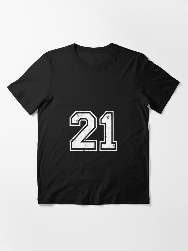 21 jersey jerseys number 21 jersey sports   Essential T-Shirt