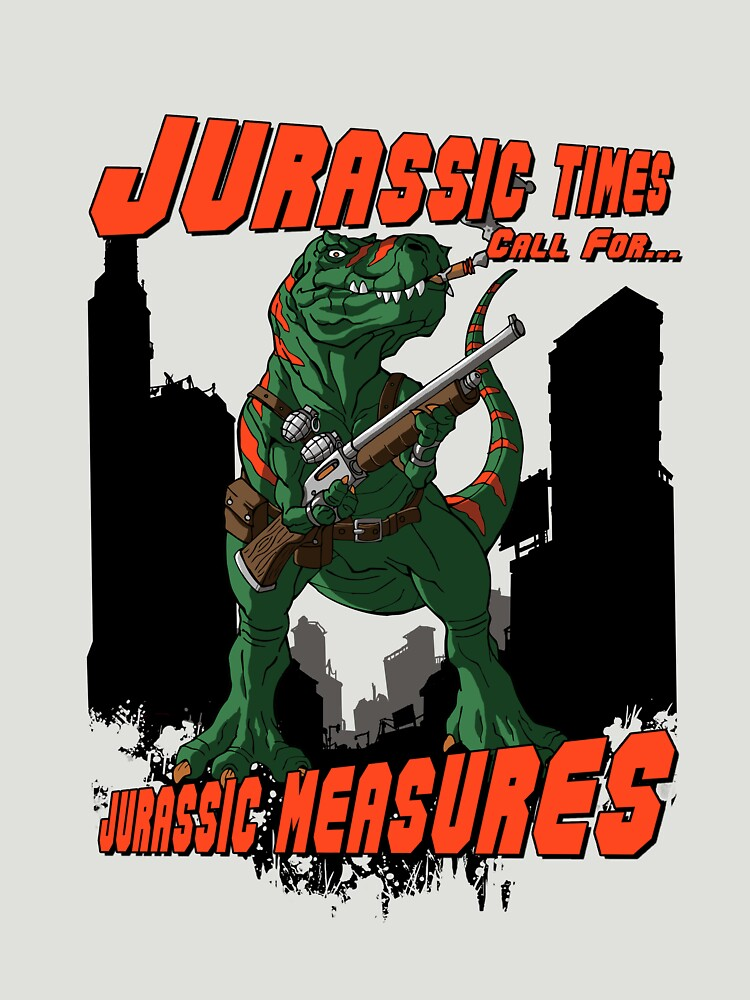 Jurassic Times Call For... by b2thec