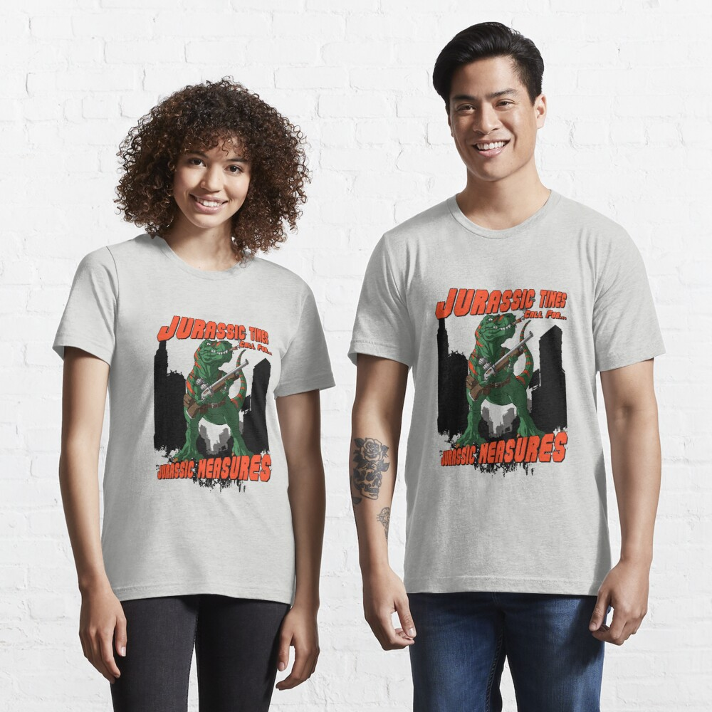 Jurassic Times Call For... Essential T-Shirt