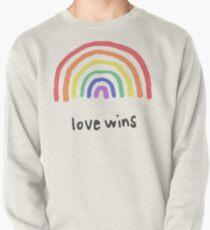 LGBTQA + PRIDE [Liebe gewinnt] Sweatshirt