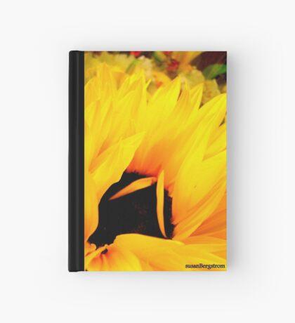 Embracing Petals Hardcover Journal
