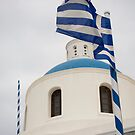 Greek Flag Pride by noeldolan