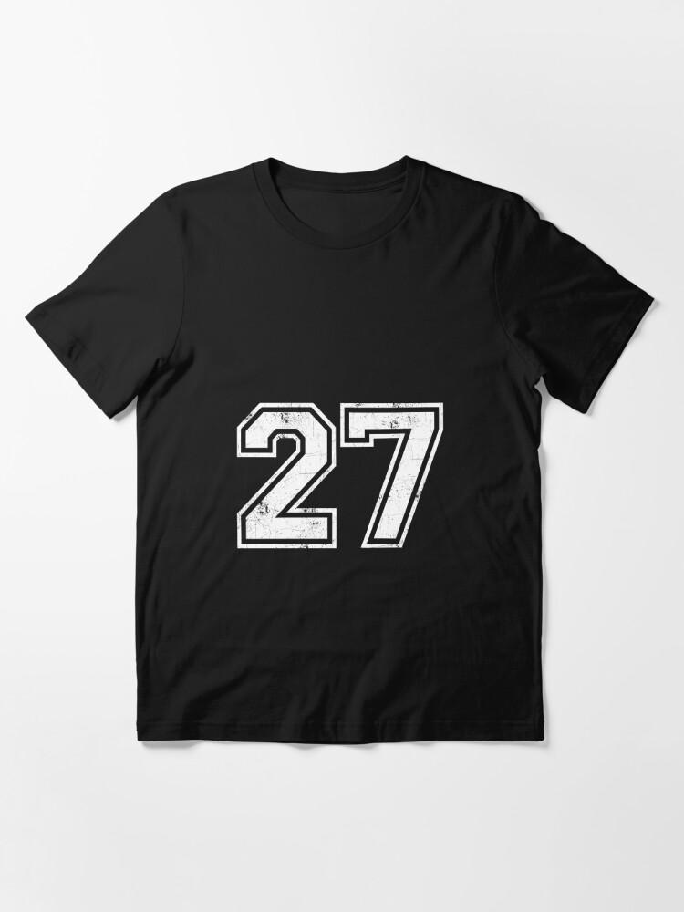 27 jersey