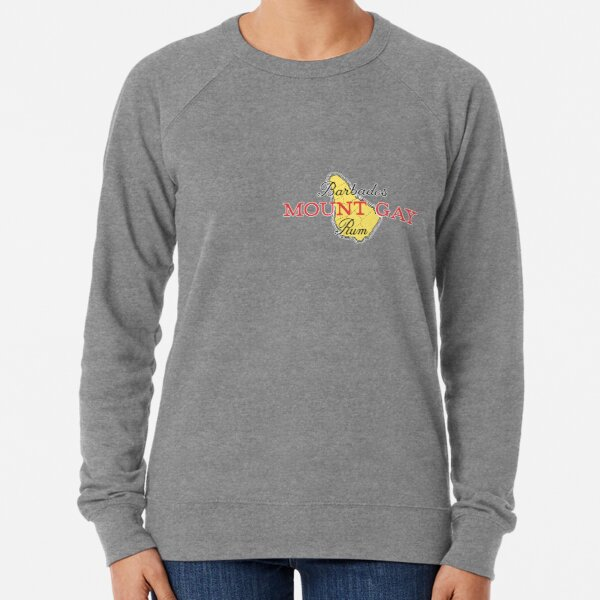 MOUNT GAY Lightweight Sweatshirt