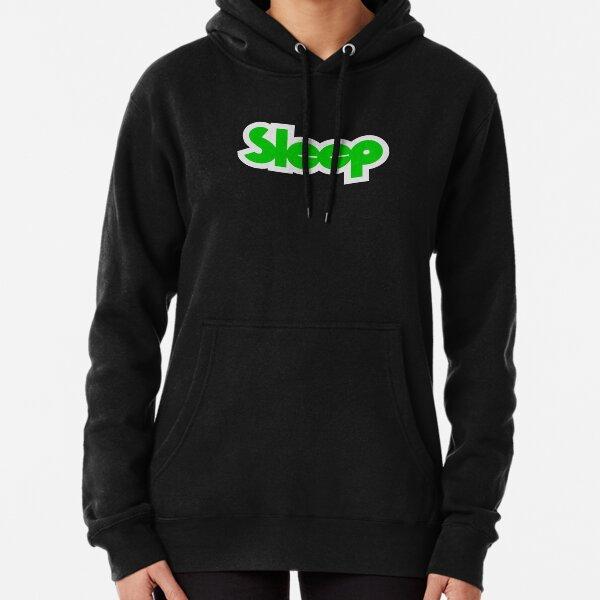 Sleep Band Logo Pullover Hoodie