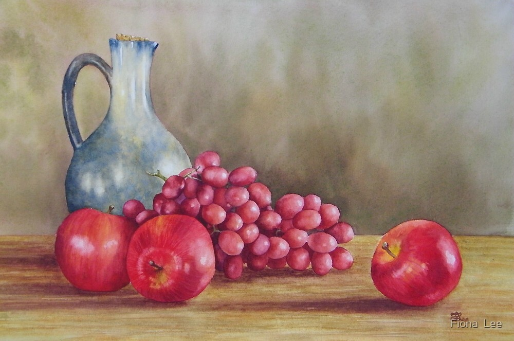 Autumn Harvest by Fiona  Lee