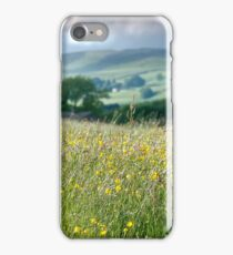 Meadows to Dales iPhone Case/Skin