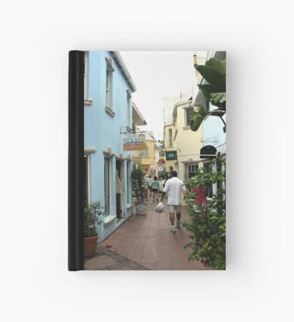 Small Street Market Hardcover Journal