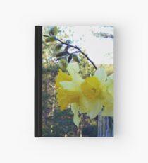 Easter Flowers Hardcover Journal