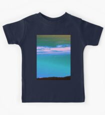 Blue Sky-Available As Art Prints-Mugs,Cases,Duvets,T Shirts,Stickers,etc Kids Tee