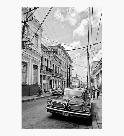 Cuban mood Photographic Print