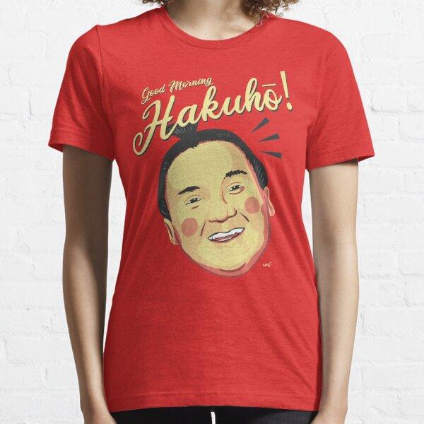 "Sumo Wrestler Yokozuna ""Hakuho"" Rikishi 白鵬 翔 Essential T-Shirt"