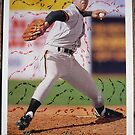 454 - Bryan Hickerson by Foob's Baseball Cards
