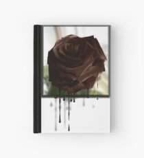 A Rose Hardcover Journal