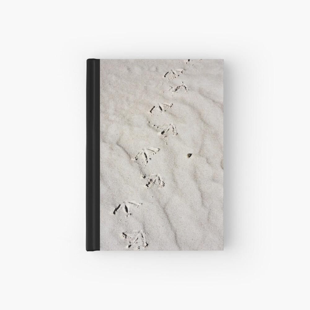 Footprints Hardcover Journal
