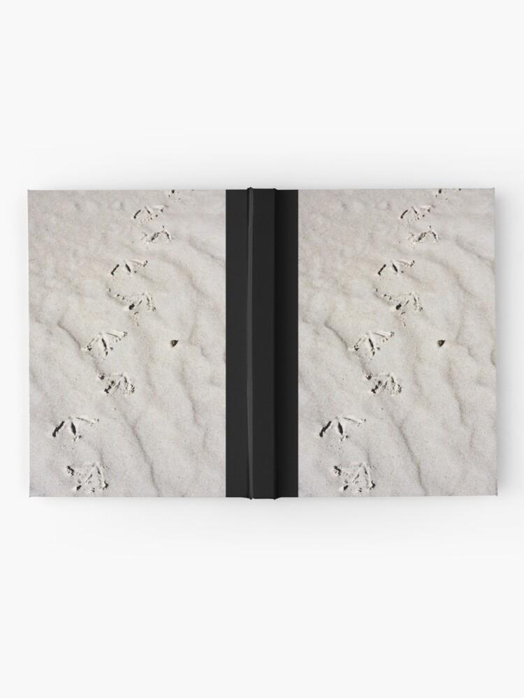 Alternate view of Footprints Hardcover Journal
