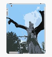 Tree with a Message iPad Case/Skin